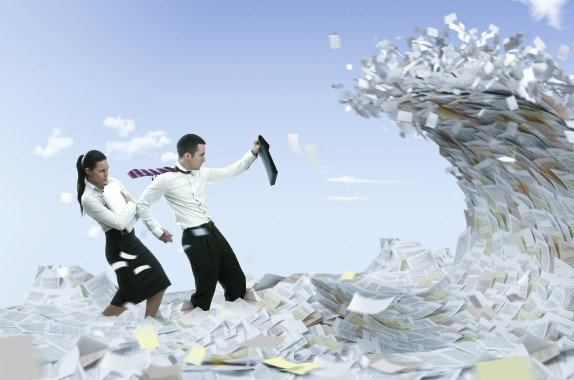 Accounts payable automation is the key to conquering the paper tidal wave