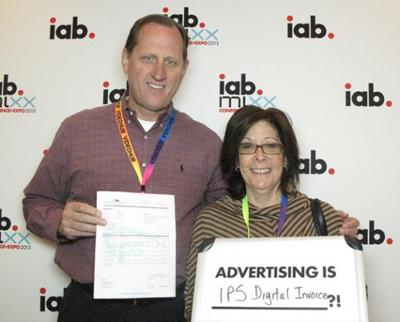 Greg and Randy at IAB MIXX Sept 13