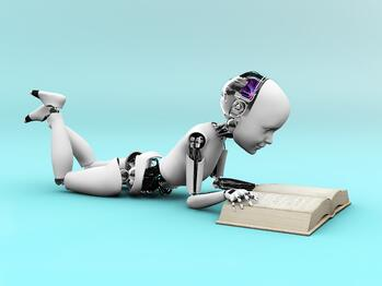 Robot-machine-learning-blog